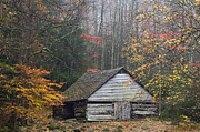 Tennessee Barn Prints - Ogle Place - D008241 Print by Daniel Dempster