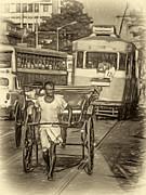 Steve Harrington - Oh Calcutta - Paint sepia
