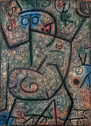 Paul Klee - Oh These Rumors by Paul Klee