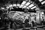 Air Travel Framed Prints - OHare International airport Chicago Illinois USA Framed Print by Joe Fox