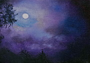 Linda S Watson - Ohias by Moonlight