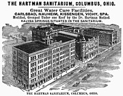 1901 Prints - Ohio: Sanitarium, 1901 Print by Granger