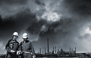 Christian Lagereek - Oil Industry Workers...
