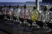 Lynn Palmer - Oil Lamps Aligned
