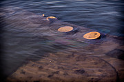 Oil Spills Photos - Oil Leak 2 by Jon Burch Photography