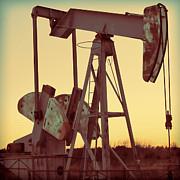 TONY GRIDER - Oil Pump