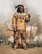 Southwest Art Digital Art - Ojibwas Aleck Waunosa 1903 by Unknown