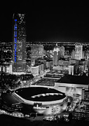 Devon Tower Photo Framed Prints - Oks0055 Framed Print by Cooper Ross