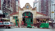 News Stand Prints - OLD 72nd STREET STATION - NEW YORK CITY Print by Daniel Hagerman