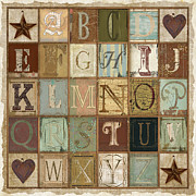 Grace Pullen - Old Alphabet