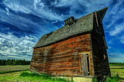 Dave Beal - Old And Bent Barn