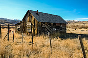 Horse Barn Photos - Old and Forgotten by Robert Bales