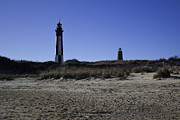Regina  Williams  - Old and New Cape Henry Lighthouse