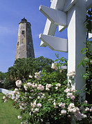 Island Light Photos - Old Baldy - FM000078 by Daniel Dempster