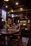 Vintage Images Prints - Old Bar in Charleston SC Print by David Smith
