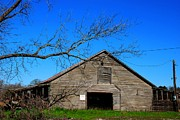 Old Country Roads Photos - Old Barn 03 by Andy Savelle