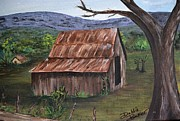 Debbie Baker - Old Barn