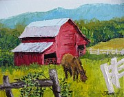 Theon Guillory - Old Barn No1