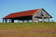 Wayne Lindberg - Old barn