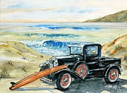 William Reed - Old Beach Buggy