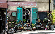 Dany  Lison - Old and rusty bicycles