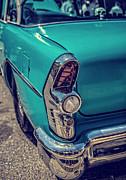 Edward Fielding - Old Blue Car