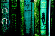 Novels Posters - Old Books Poster by Bonnie Bruno