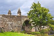 Jane McIlroy - Old Bridge at Stirling - Scotland