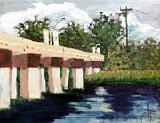 Jim Phillips - Old Bridge Street Bridge