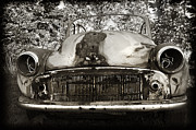 Dracula Digital Art - Old Car by Dorin Stef