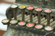 Sally Nevin - Old Cash Register Keys -...