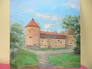 Anselmo Softic - Old castle Sisak