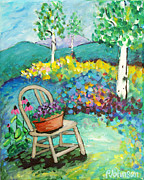 Peggy Johnson - Old Chair