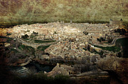 Toledo Photo Prints - Old city of Toledo Print by RicardMN Photography