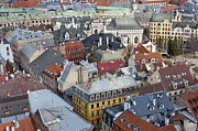 Aleksandr Volkov - Old city roofs
