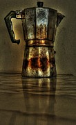 Peter Berdan - Old Coffee Maker