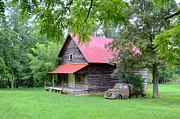 Bob Jackson - Old Country Cabin