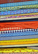 Americana Photos - Old Country Store Fabrics by Christine Till
