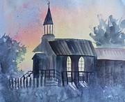 Jann Elwood - Old Cowboy Church