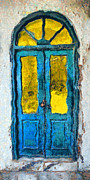 George Rossidis - Old door 77