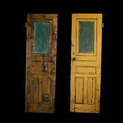Old Door Print by Christopher Schranck