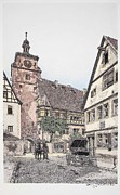 Sonny Perschbacher - Old European town