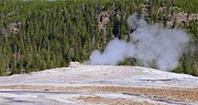 Kathleen Struckle - Old Faithful Geyser #3
