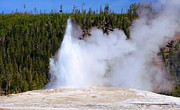 Kathleen Struckle - Old Faithful Geyser #5
