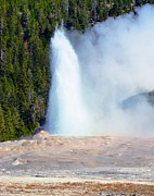 Kathleen Struckle - Old Faithful Geyser #8