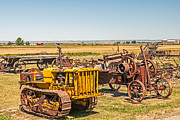 Sue Smith - Old Farm Equipment