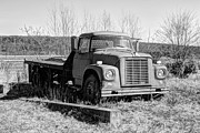 Lisa Hurylovich - Old Farm Truck II