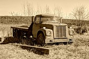 Lisa Hurylovich - Old Farm Truck III