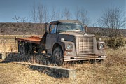 Lisa Hurylovich - Old Farm Truck IV