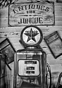 Historic Country Store Metal Prints - Old Fashioned Metal Print by Heather Applegate